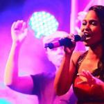 Sängerin Miss Kavila mit Liveband. The Voice Germany mit Eventband für Veranstaltungen buchen. Liveband, Eventband, Partyband, Coverband, Walking Act.